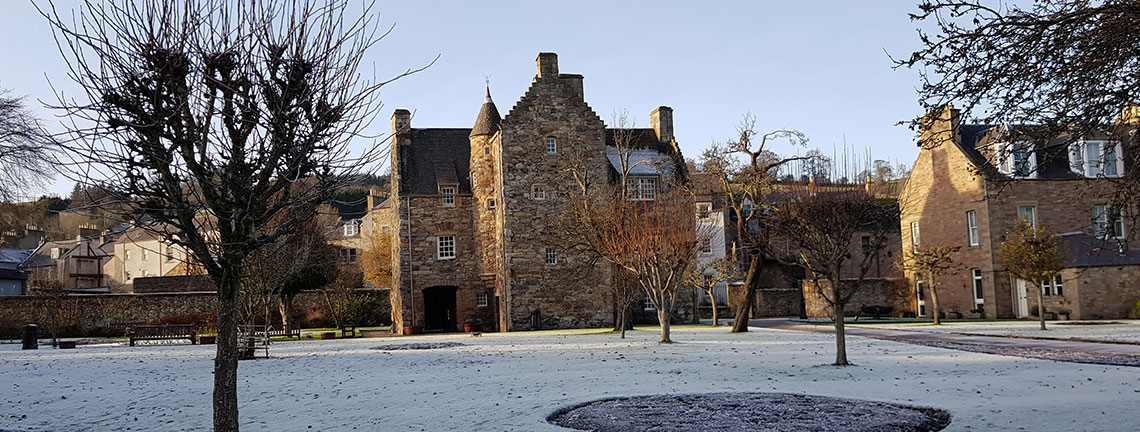 Mary Queen of Scots' House